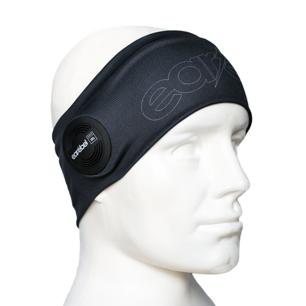 earebel jbl performance headband czarna