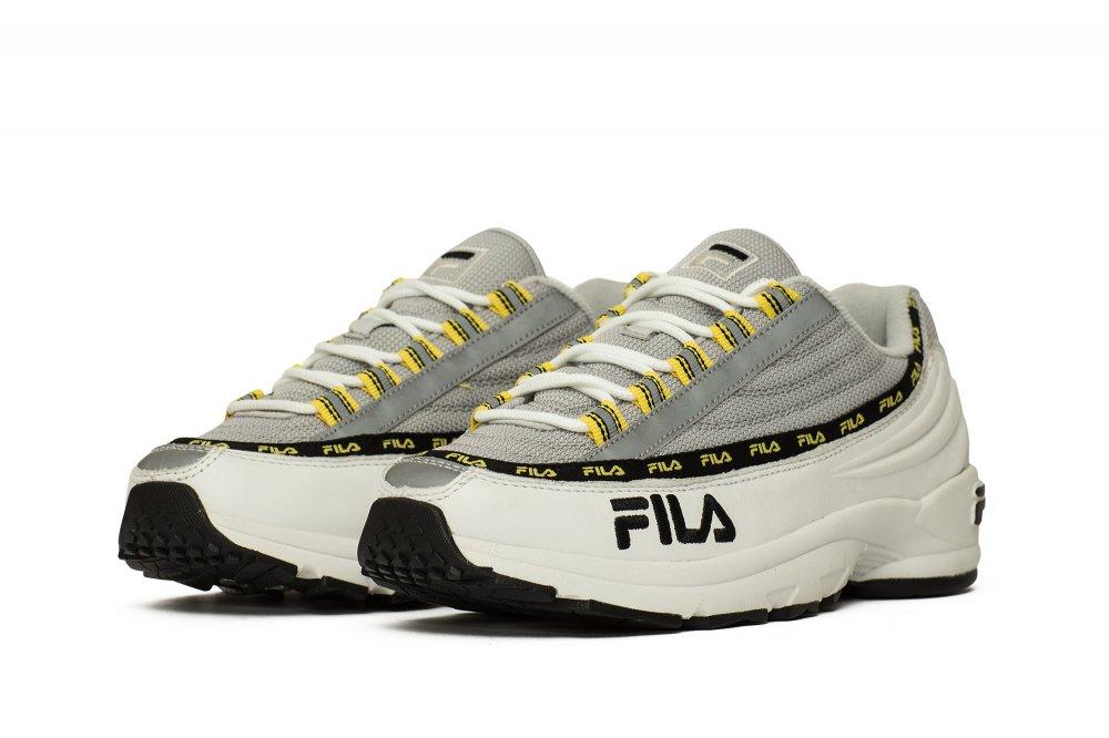 Buty damskie sneakersy Fila Dragster 1010597 01Z | Popielaty