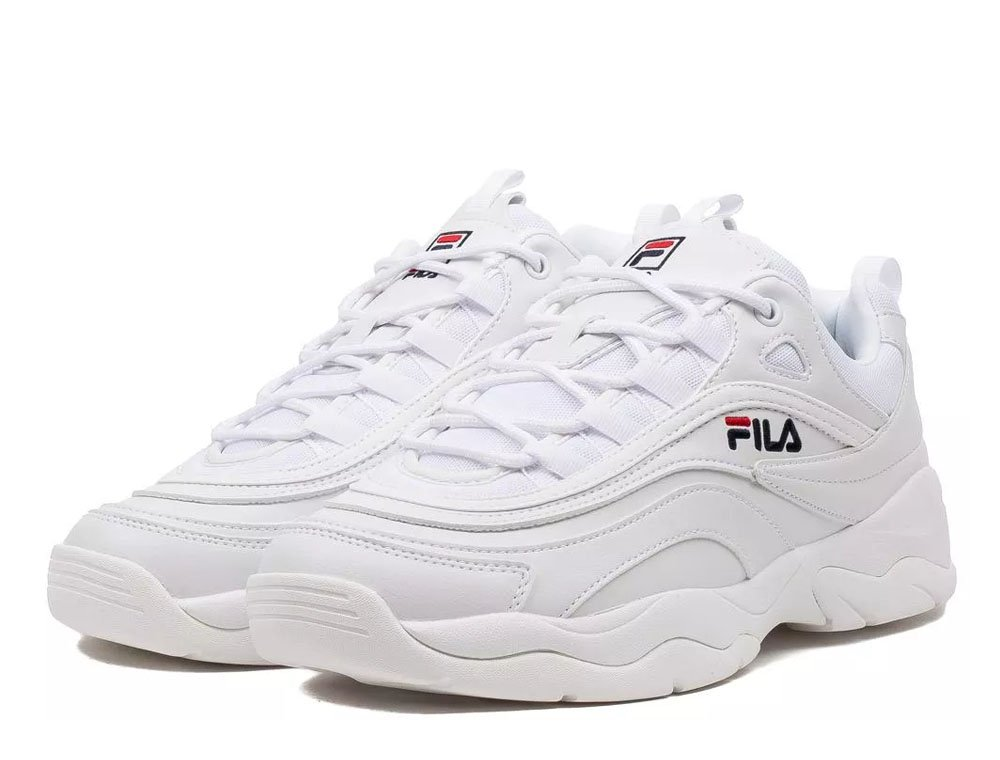 fila wmn ray low (1010562-1fg)