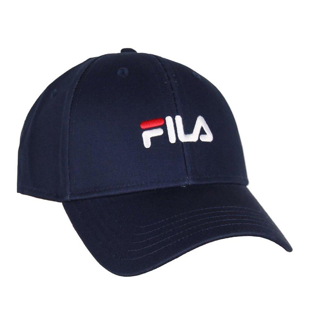 czapka fila 6-panel linear logo (686029-170)