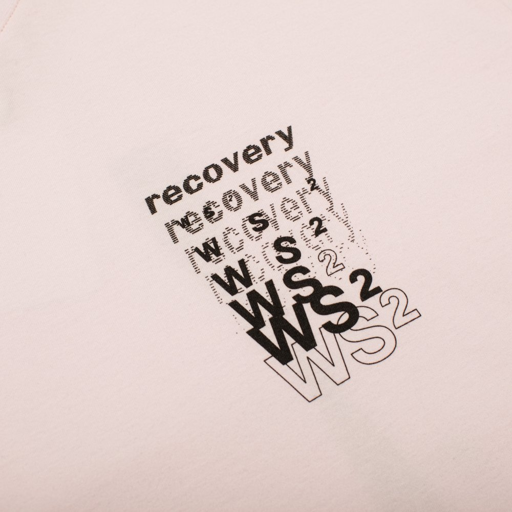 first ws2 recovery t-shirt