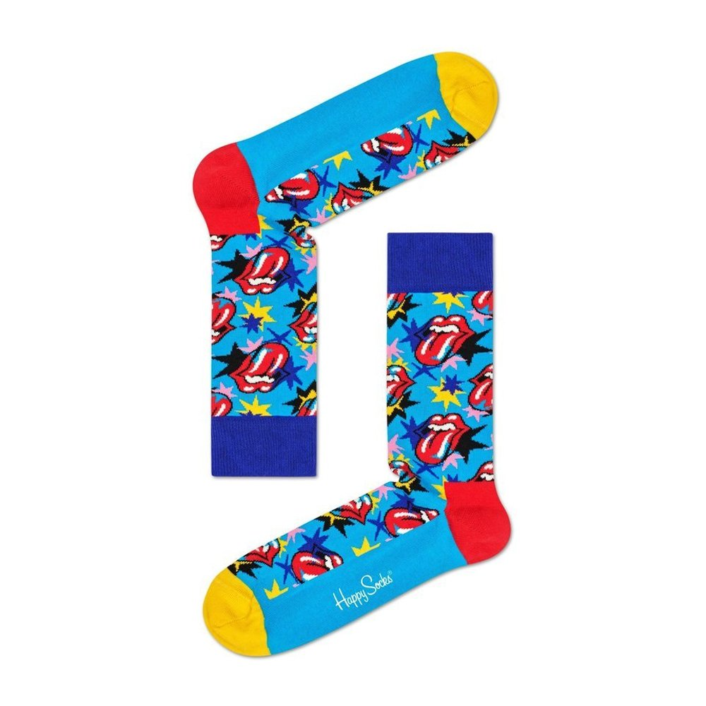 skarpety happy socks x rolling stones (rls01-6000)