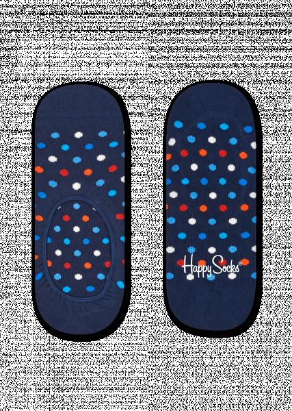 happy socks dot liner sock (dot06-6000)
