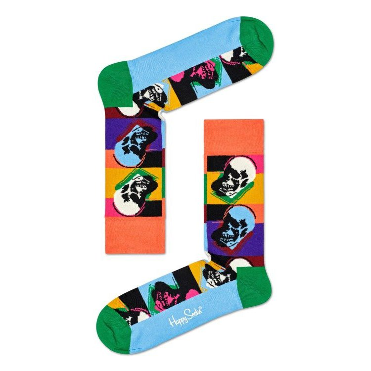 skarpety happy socks x andy warhol (awsku01-0100)