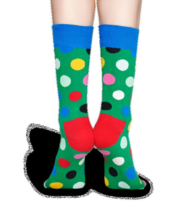 happy socks big dot sock (bdo01-0100)
