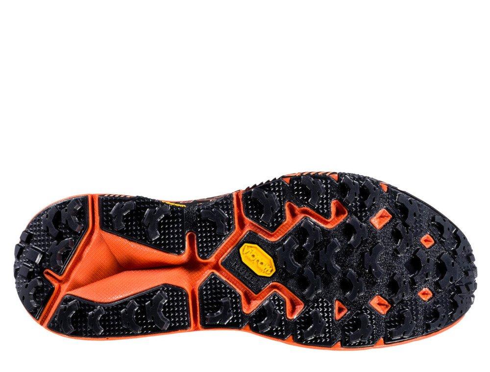 hoka speedgoat 3 m pomarańczowo-szare