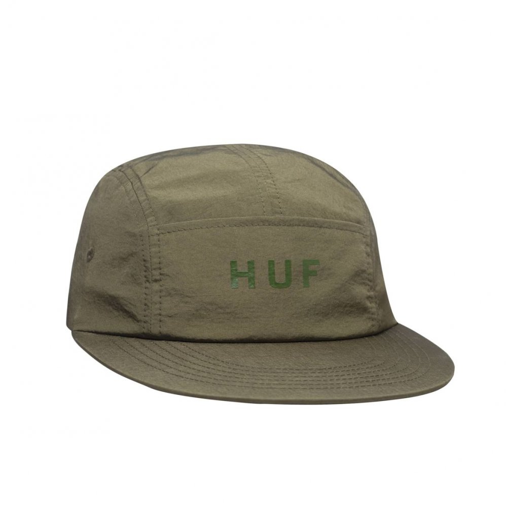 huf pocket camp hat (ht00317-loden)