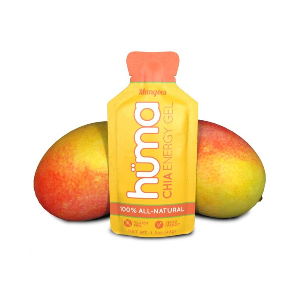 huma chia energy gel mango