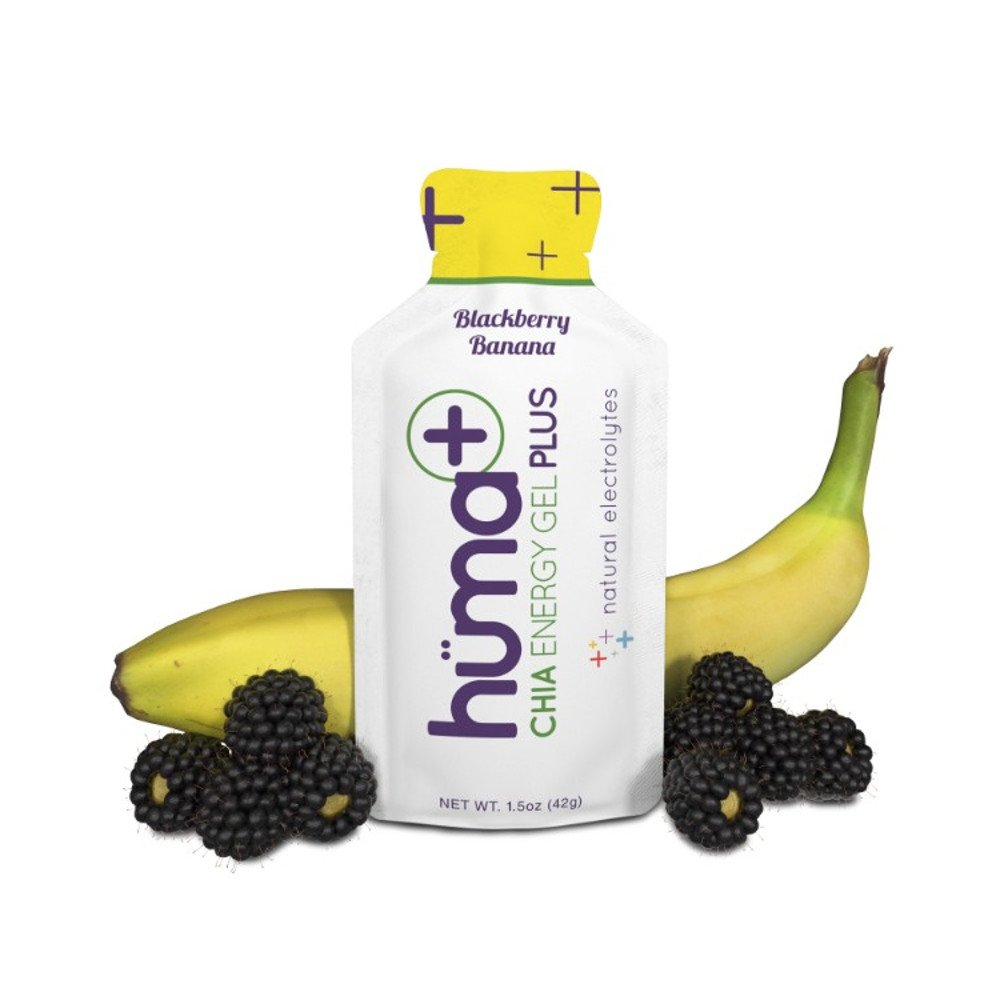 huma chia energy gel plus jeżyna banan