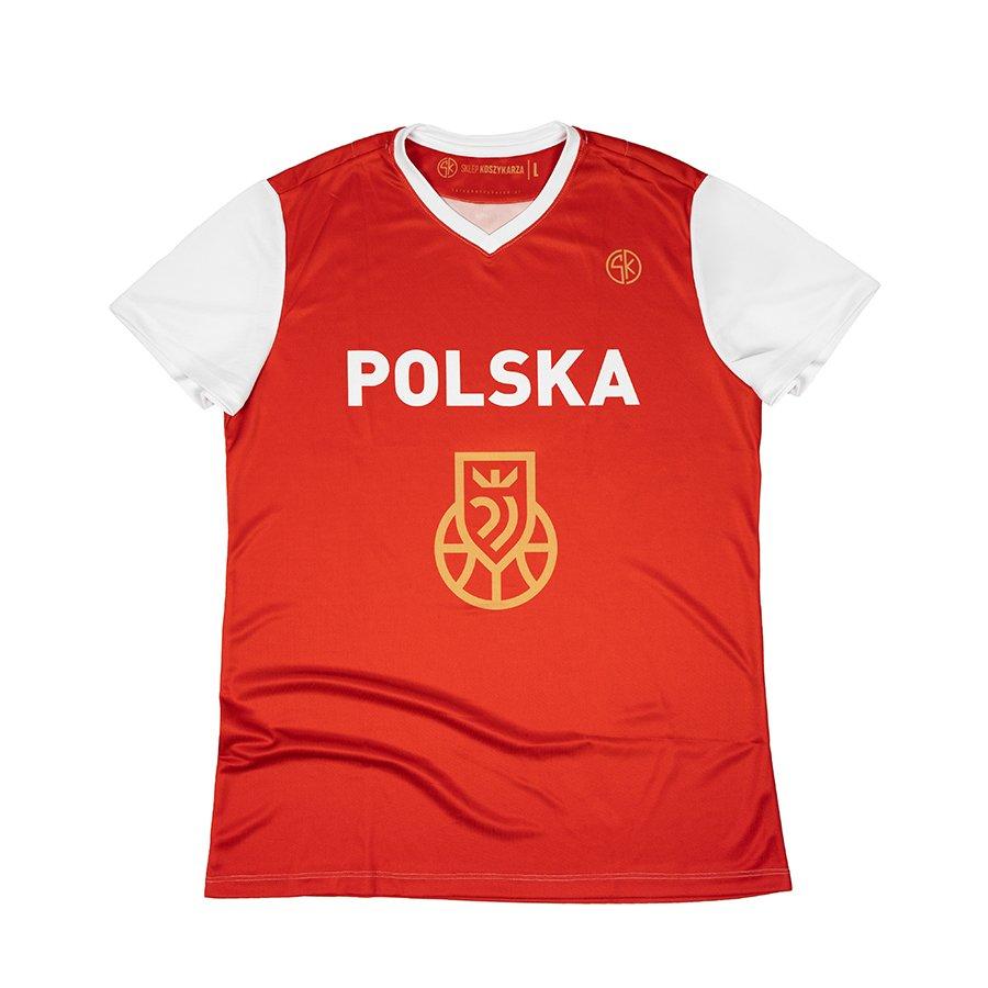 koszulka kibica reprezentacji polskich koszykarzy (pol_kibi_c)