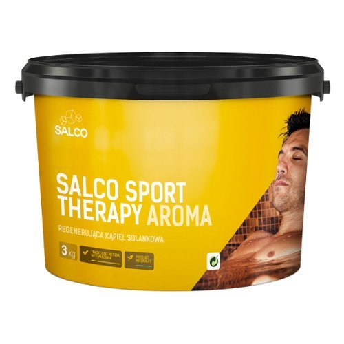 salco sport therapy aroma cytrynowa Żurawina 3kg