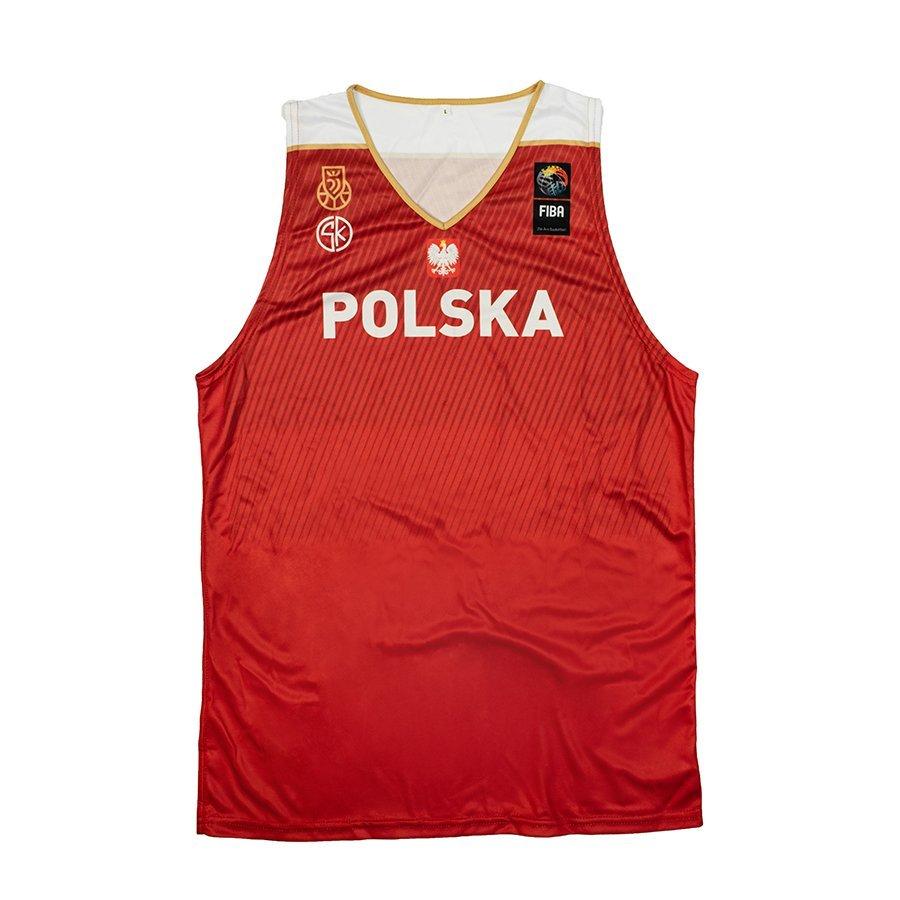 replika koszulki reprezentacji polski damska (pol_rep_cd)