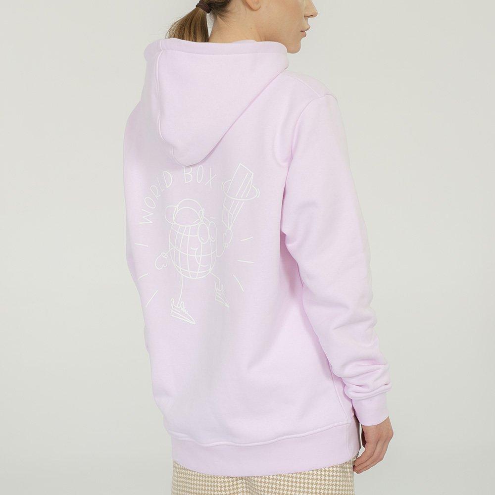 worldbox pink box hoodie (wbbl-world-pnk)