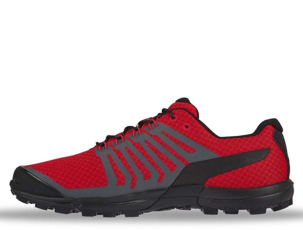 buty inov-8 roclite 290 czerwono-czarne