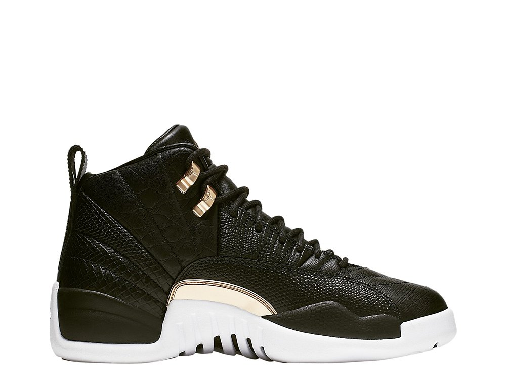 "women's air jordan 12 retro ""snakeskin"" (ao6068-007)"