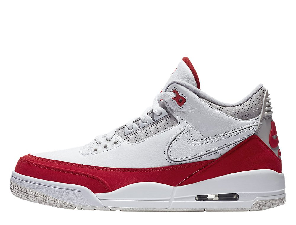 "air jordan 3 retro th sp ""university red"" (cj0939-100)"