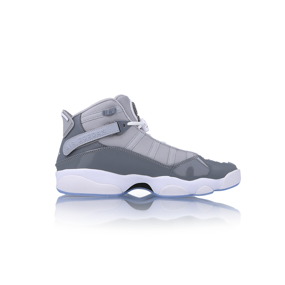 "jordan 6 rings ""cool grey"""