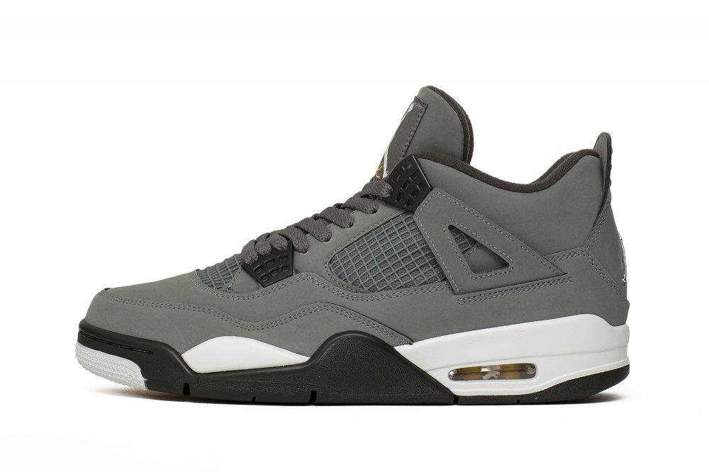 air jordan 4 retro 'cool grey' (308497-007)