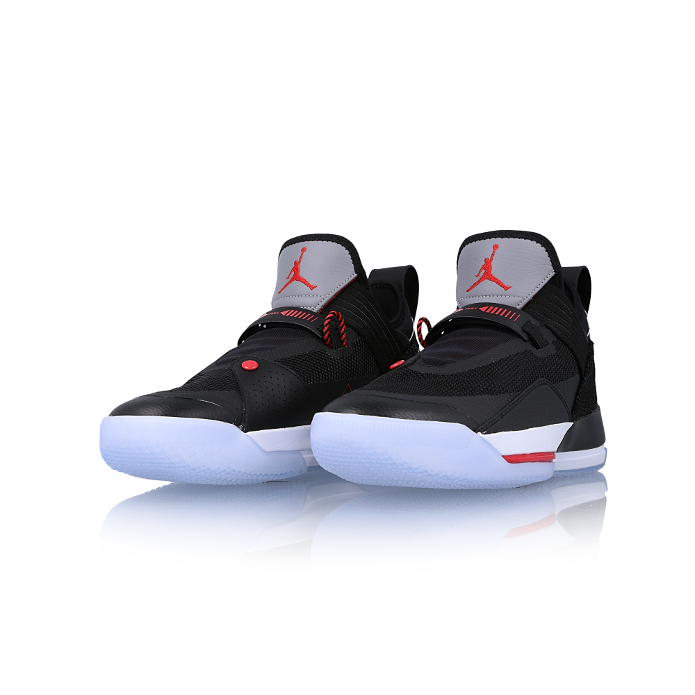 "air jordan xxxiii low se ""black/cement"""