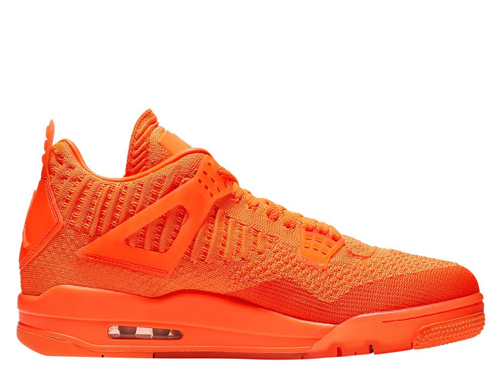 "air jordan 4 retro flyknit ""total orange"" (aq3559-800)"