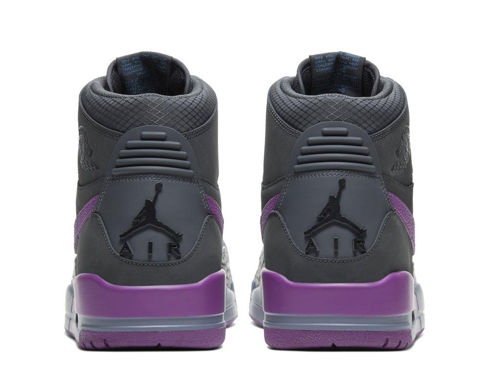 """air jordan legacy 312 """"grey purple"""" (av3922-005)"""