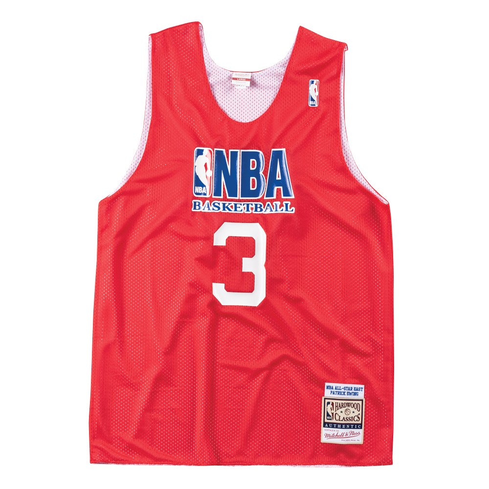mitchell & ness nba patrick ewing asg authentic practice jersey (arpjel18001-asgscwh9)