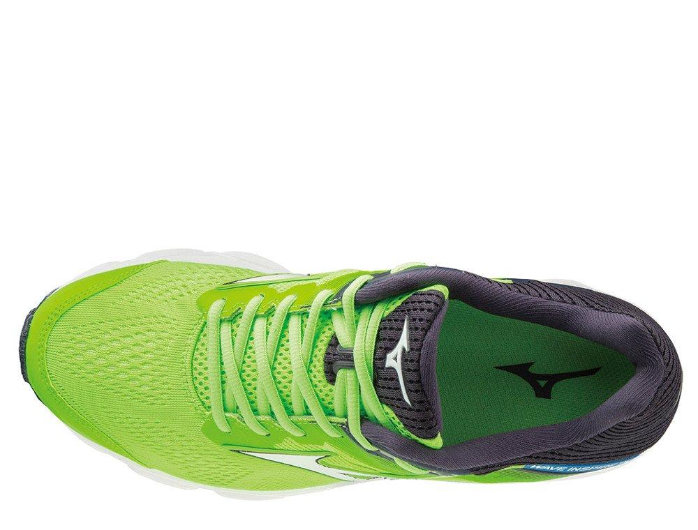 buty mizuno wave inspire 15 green gecko / white / graphite
