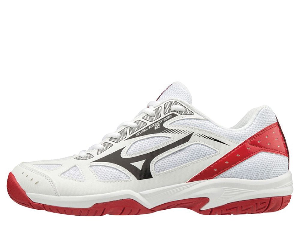 mizuno wave cyclone speed 2