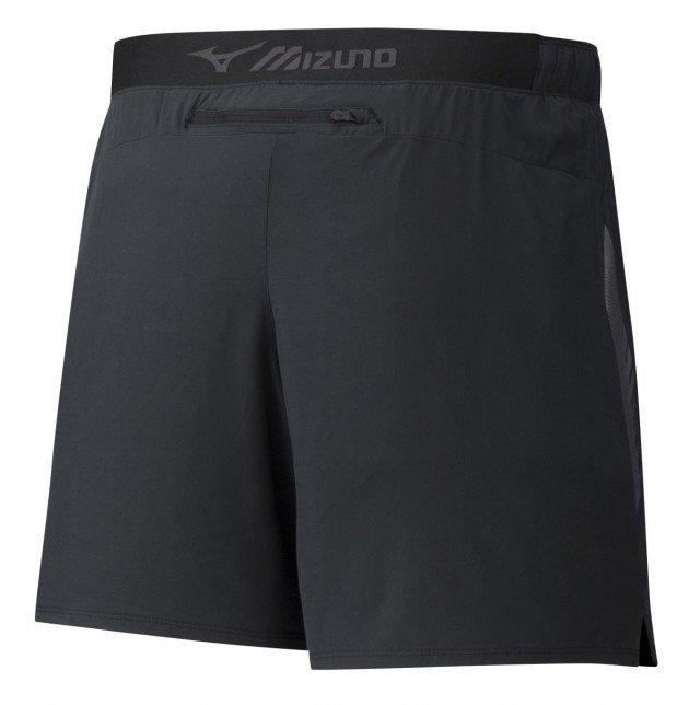 mzuno alpha 5.5 short black