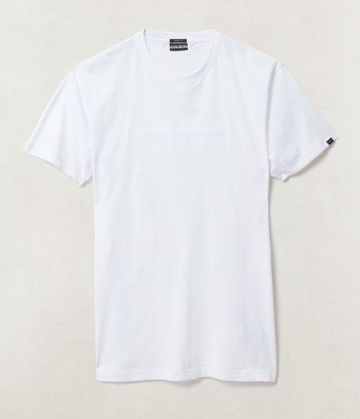 napapijri sakat t-shirt (n0yiel-2)