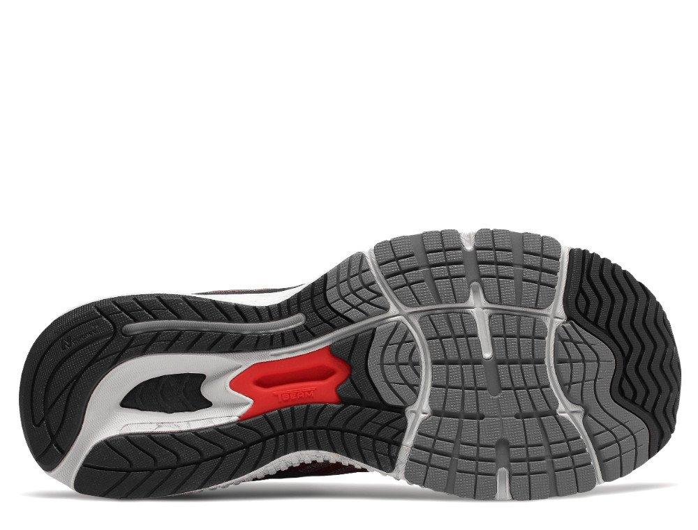 new balance 860v9 m czarno-czerwone