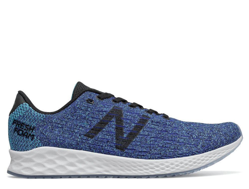 new balance fresh foam zante pursuit m niebieskie