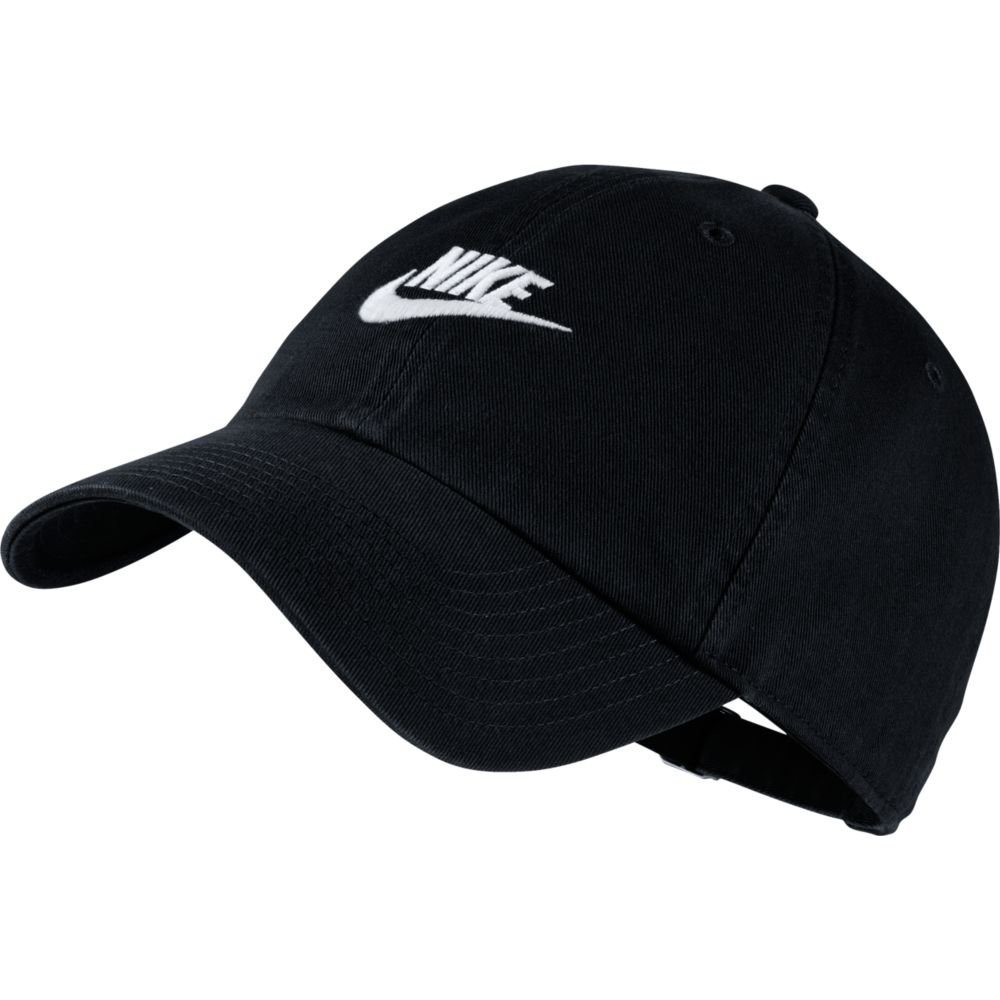 nike nsw h86 cap futura washed (913011-010)