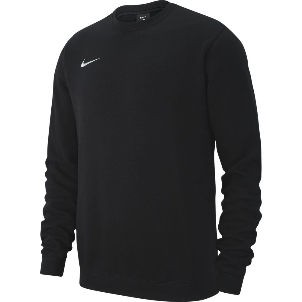 nike crew fleece club czarna