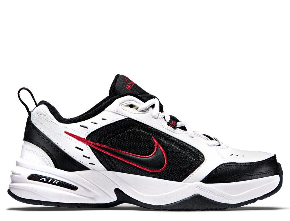 NIKE Air Monarch IV | Nike air monarch, Black nike shoes