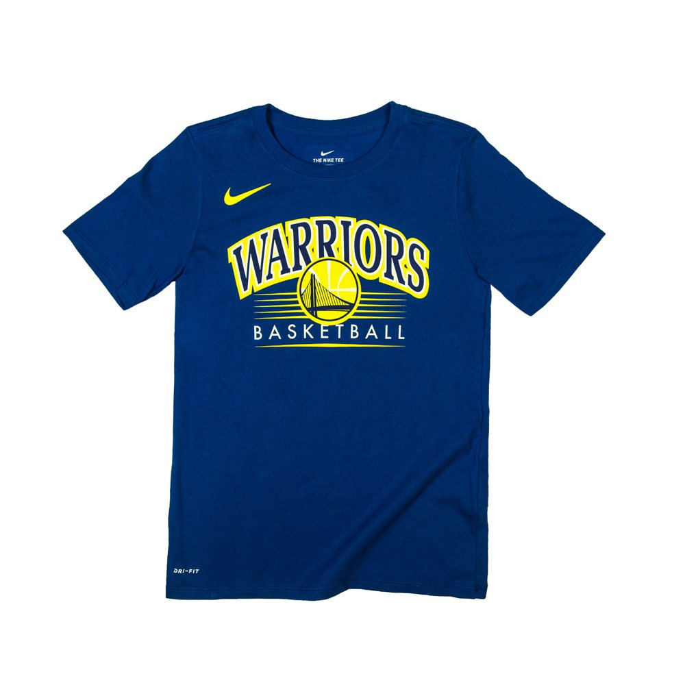 nike nba warriors crest junior tee (ez2b7bayx-war)