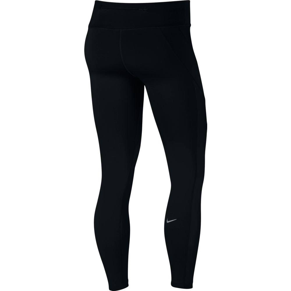 nike epic lux 7/8 tights w czarne