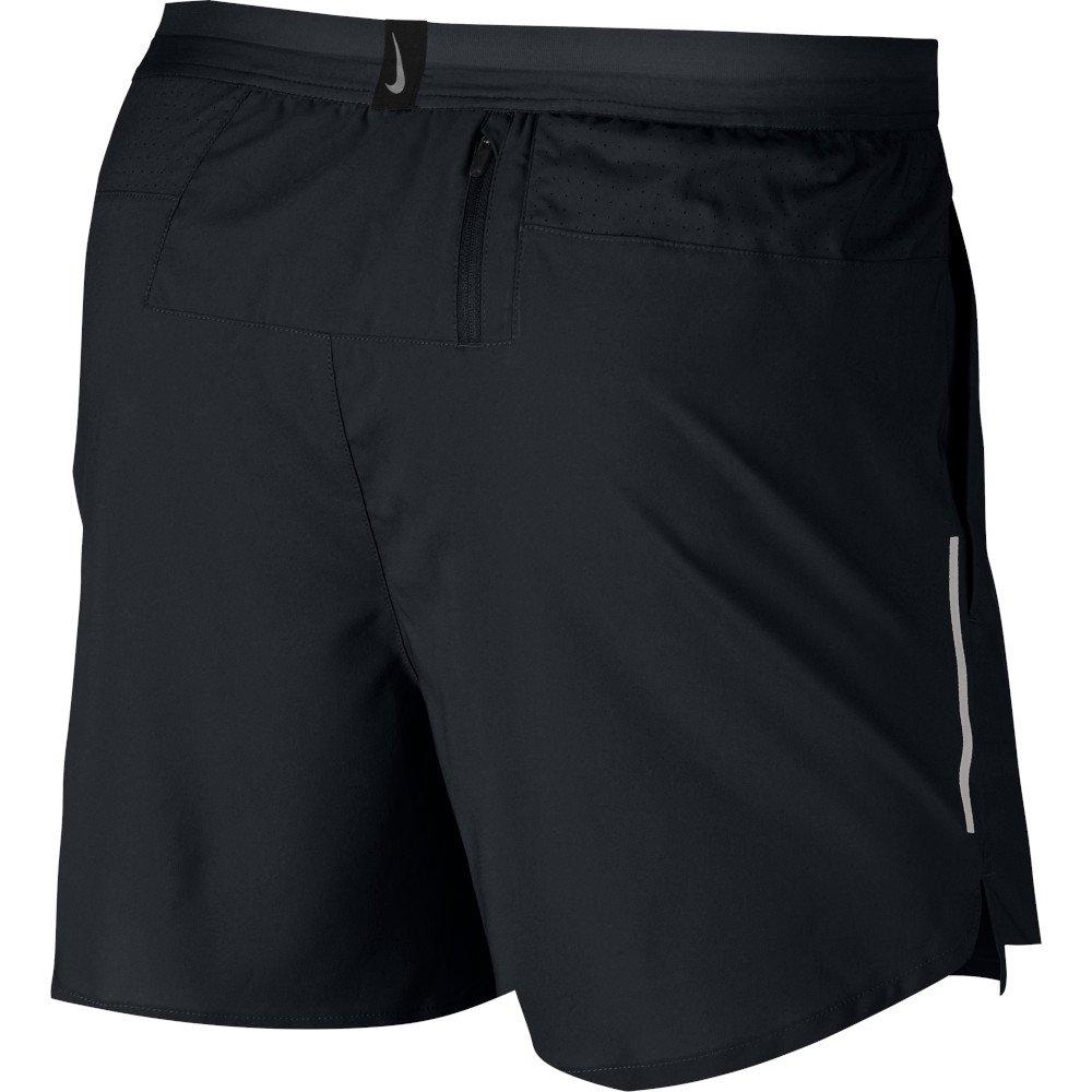 nike flex stride 5 inch shorts m czarne