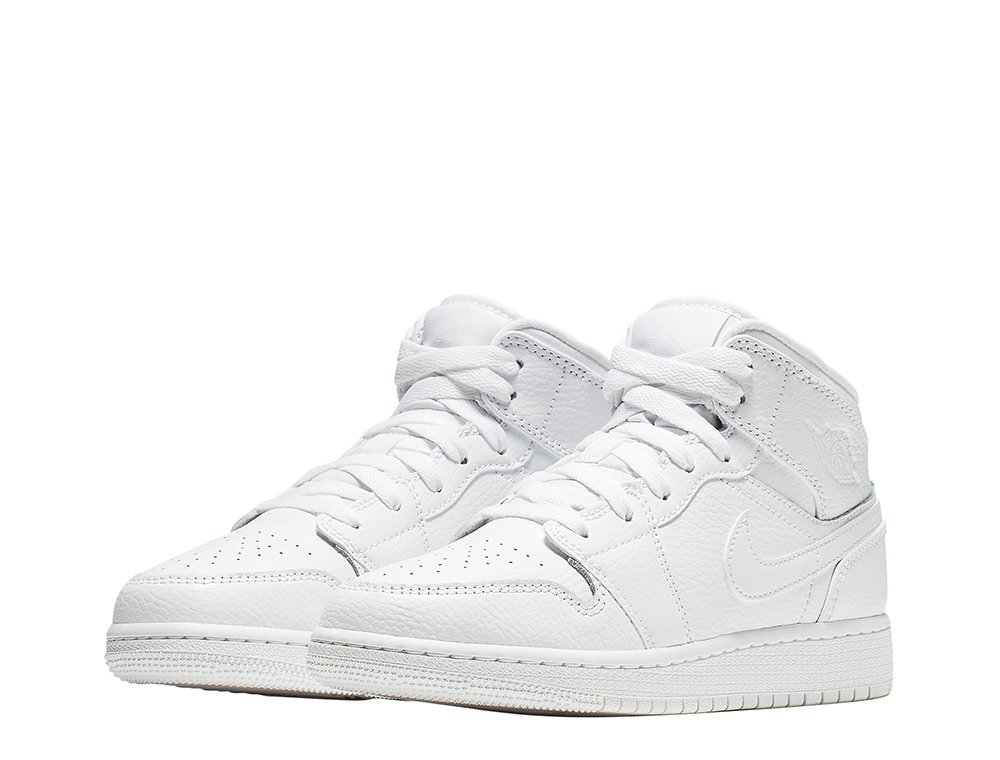 air jordan 1 mid (gs) (554725-129)