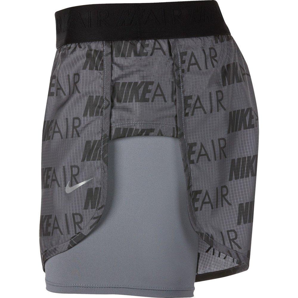nike air shorts w czarno-grafitowe