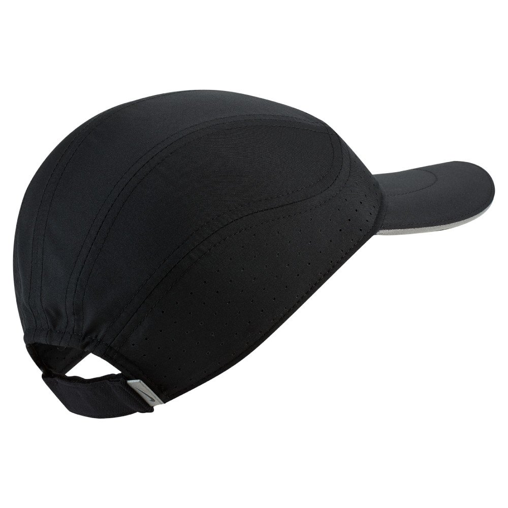nike aerobill tailwind cap czarna