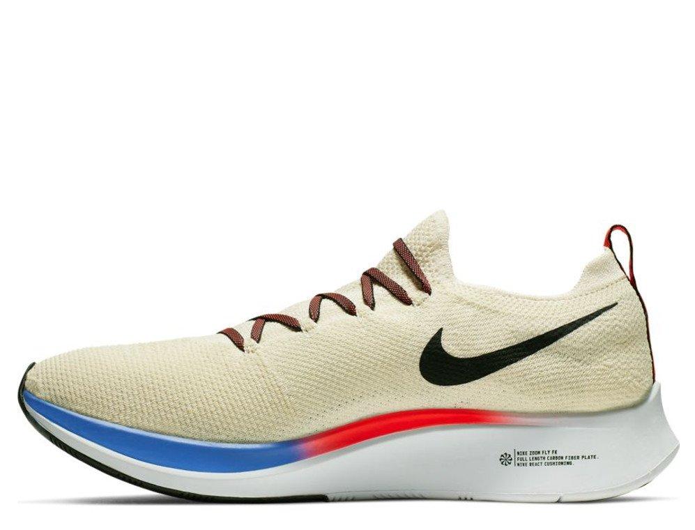 Nike Zoom Fly Flyknit M Kremowe