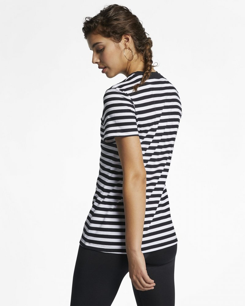 nike wmns sportswear animal print t-shirt (cd4145-100)