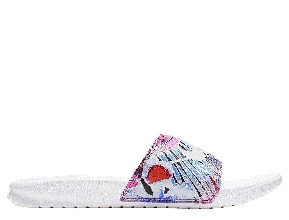 zamówienie online całkiem tania nowy wygląd Klapki Nike Wmns Benassi JDI Print (618919-113)