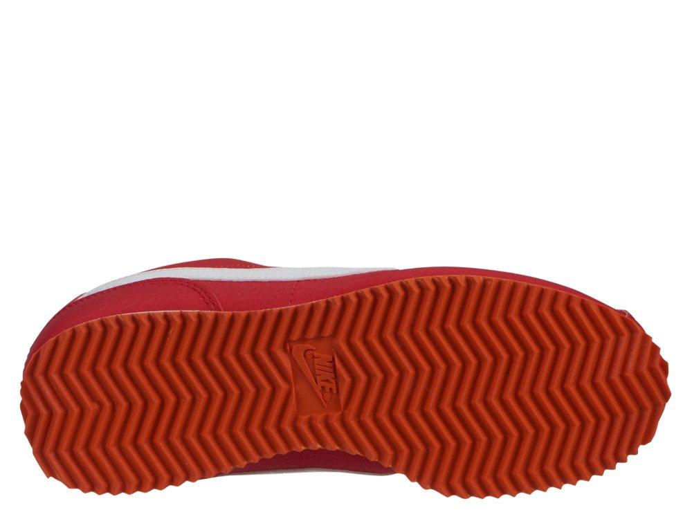 Nike Cortez Basic SL (GS) czerwono białe