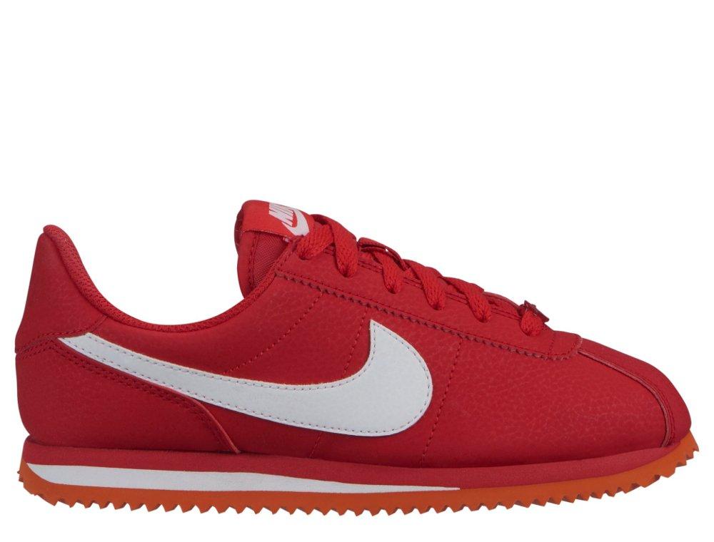Buty Nike Cortez Damskie W Czerwone