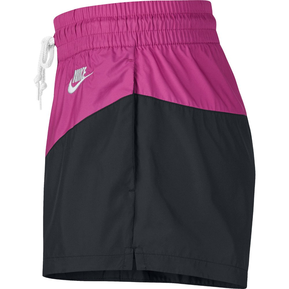 nike wmns nsw short woven (ar2362-010)