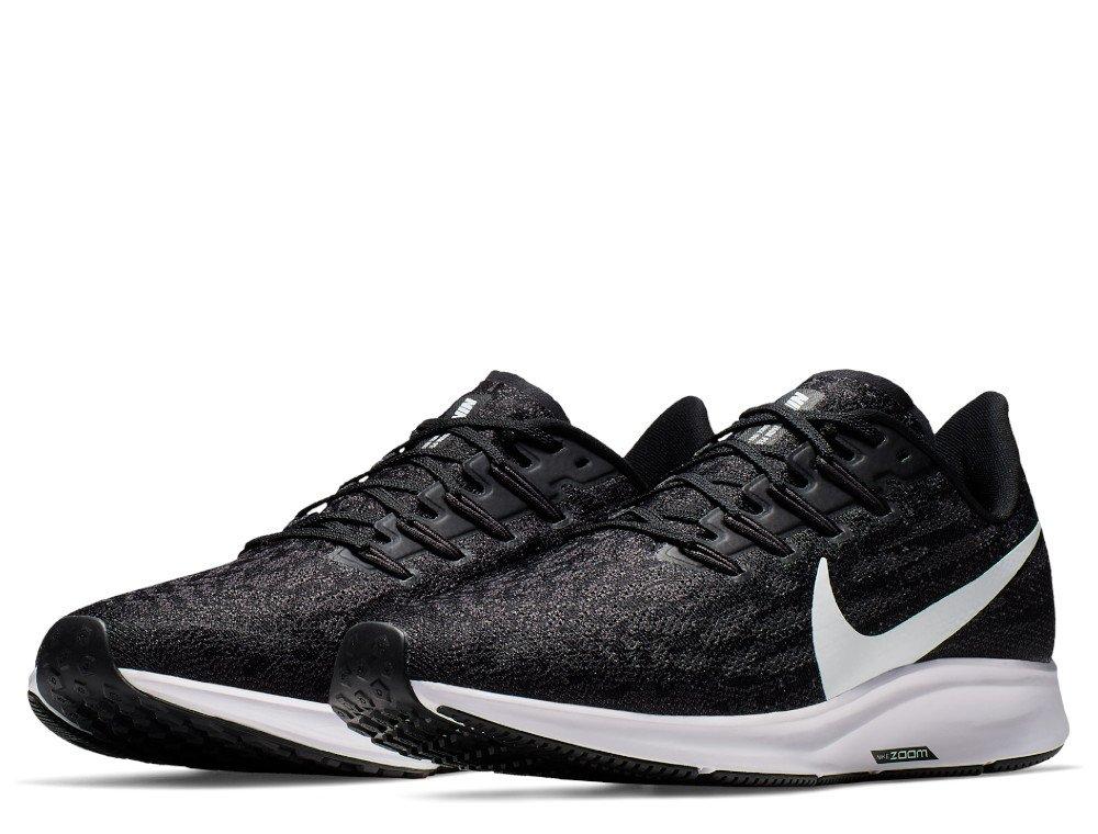 Nike Air Zoom Pegasus 36 M Biało Czarne
