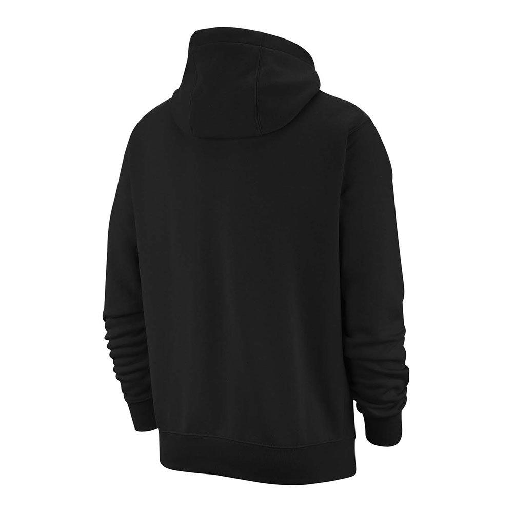 nike nsw club hoodie (bv2973-010)