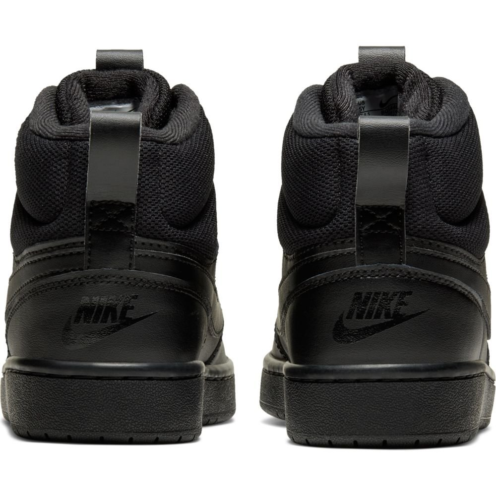 nike court borough mid 2 boot (gs)